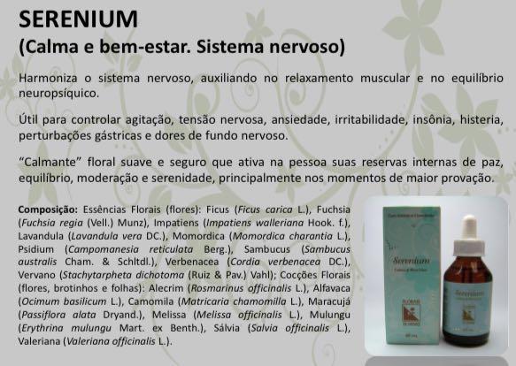 Resultado de imagem para utilidades do floral serenium